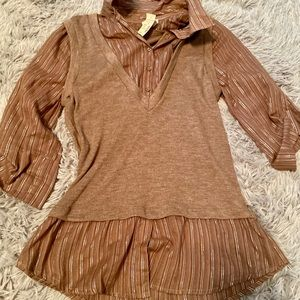 NWT Maurice's Sweater